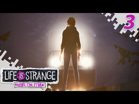 LIFE IS STRANGE: BEFORE THE STORM - David - Part 3