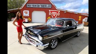 1957 Chevrolet Bel Air Two Door Hard Top