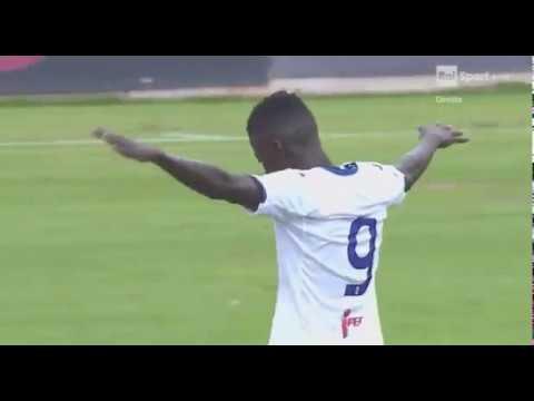 Musa Barrow Show - Roma vs Atalanta 1-7  Primavera Tim - 27/10/2017
