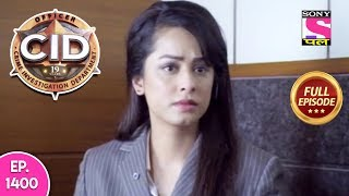 CID - Full Episode 1400 - 10th March, 2019
