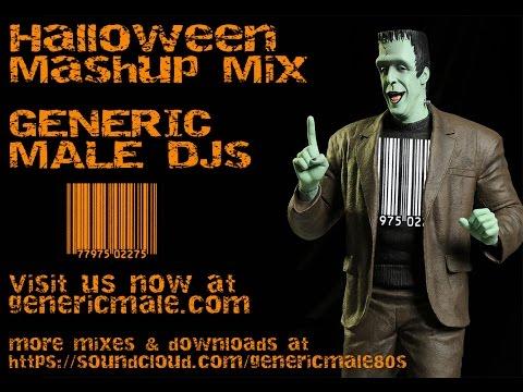 Halloween Party Music Mix - Mashups, Remixes