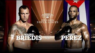 Briedis vs Perez - WBSS Season I: Cruiserweight QF3