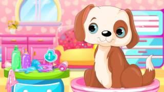 Уход за животными Кошка и собака Игра Для девочек