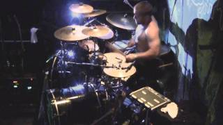 Despised Icon - Day of Mourning - Farewell Tour 2010 Drum-cam