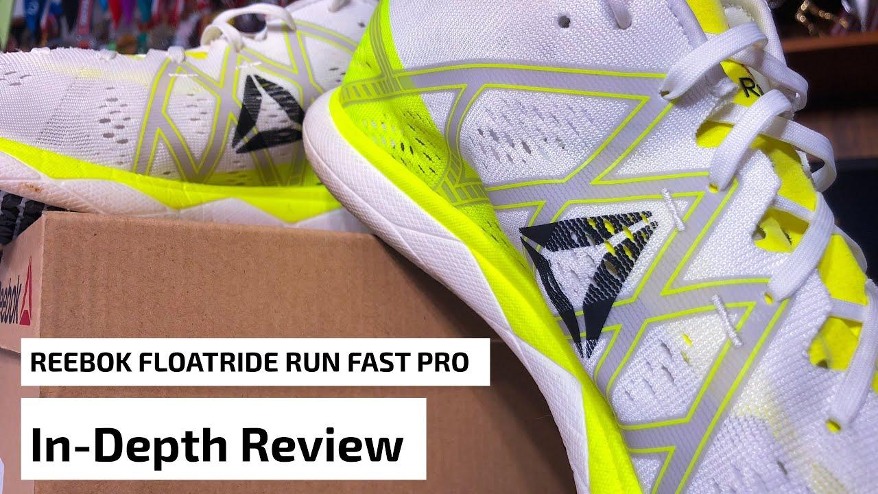 the best attitude 0f671 dfd8c Reebok Floatride Run Fast pro In-depth review