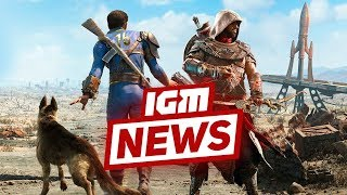 IGM News: Fallout 76 и Assassin's Creed Odyssey