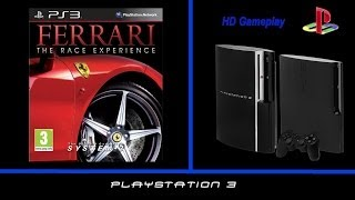 Ferrari - The Race Experience (PS3)(2011) Intro + Gameplay (HD)