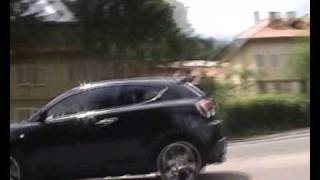 Alfa Romeo MiTo test drive