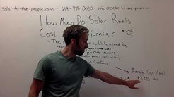 How Much do Solar Panels Cost in California? - Solar to the People
