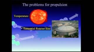 Fusion Propulsion for Exploration of the Solar System: Jason Cassibry at TEDxHuntsville