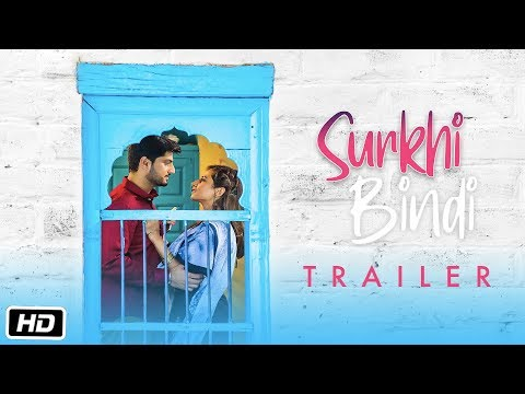 Surkhi Bindi   Trailer  30th Aug  Gurnam Bhullar  Sargun Mehta