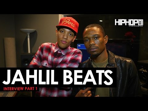 Jahlil Beats 2016 HipHopSince1987 Exclusive Interview (Part 1)
