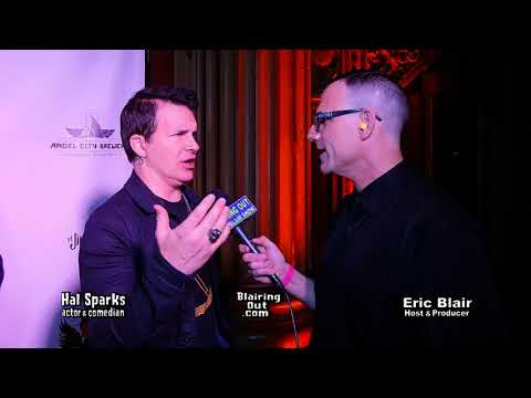 Hal Sparks & Eric Blair talk Chris Cornell & AC/DC @ Rock Against MS 2018