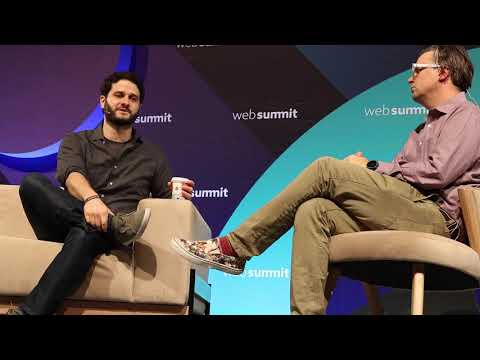 WEBSUMMIT 2017: DUSTIN MOSKOVITZ IN CONVERSATION. FAST GROWTH, MINDFULL BUSINESS