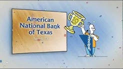 American National Bank of Texas Named a Principal  10 Best Company 2012.wmv