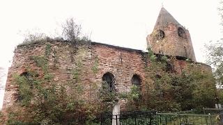 Реально старинная церковь в деревне Яблонево