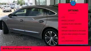 2018 Buick LaCrosse Columbus GA JU145254