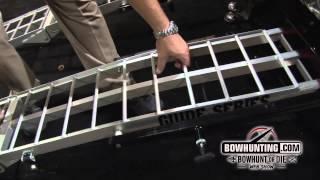 Lock n Load ATV Safety Ramp System