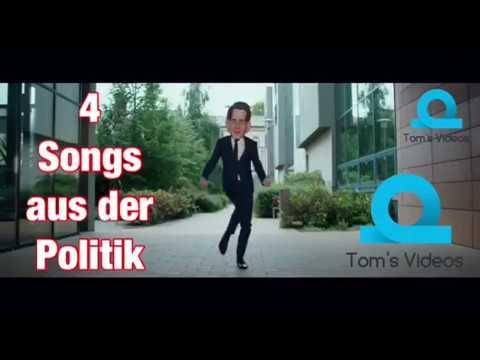 4 Songs für 4 Parteien!