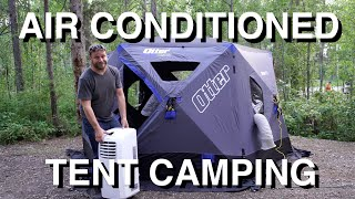 Air Conditioned Insulated Tęnt Camping