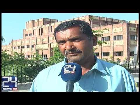 Wazirabad Cardiology hospital waiting for government assistance