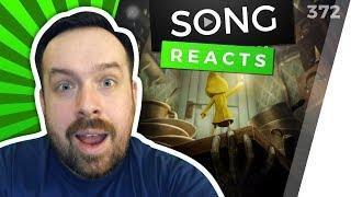 Reaction: LITTLE NIGHTMARES RAP SONG