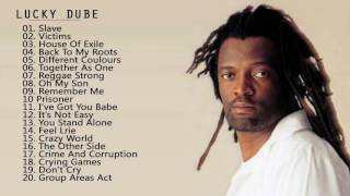 Lucky Dube -  Greatest Hits 2017 - [ The Best of Lucky Dube ]