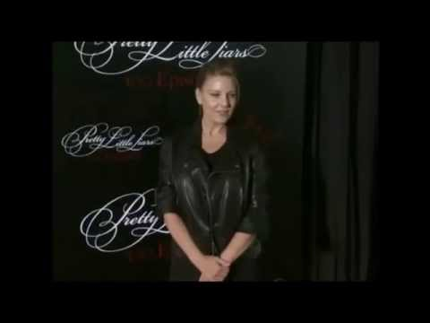 ANDREA PARKER at Pretty Little Liars 100th Episode Celebration in Hollywood