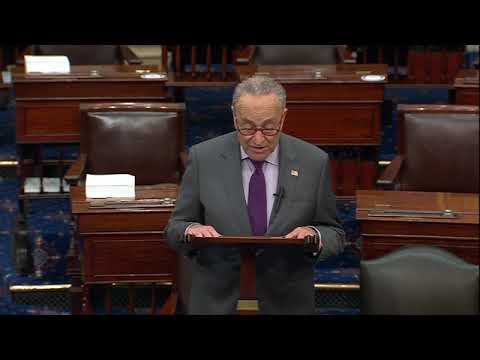 Schumer blasts Trump over Russia report