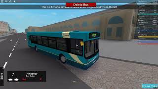 NO SAPPHIRE, NO PASSENGERS | Apsley & District Bus Simulator V3.5 oN rOBLOX