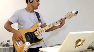 Misery - Maroon 5 (Bass cover by Ricardo Brasileiro)