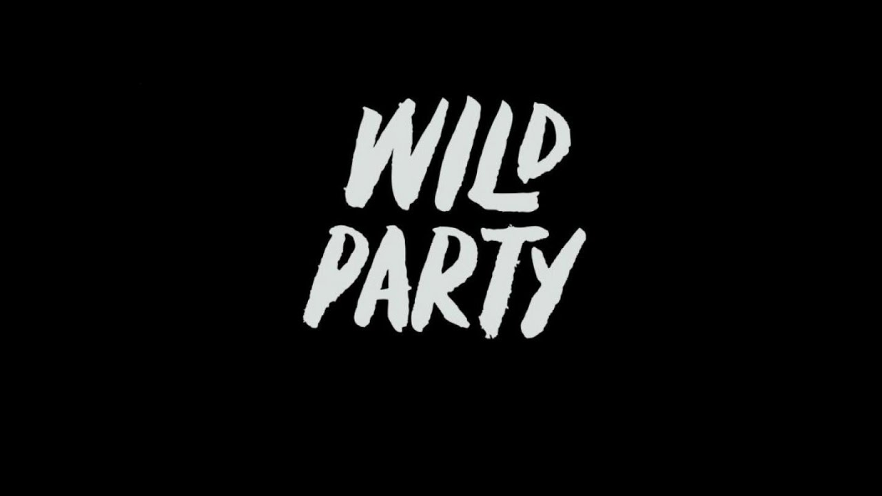 WILD PARTY- Connect The Dots (Lyrics)