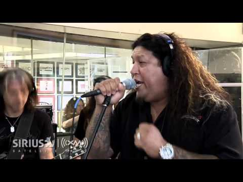 """TESTAMENT - Interview + """"Into The Pit"""" Live on SIRIUS XM's Artist Confidential (OFFICIAL VIDEO)"""