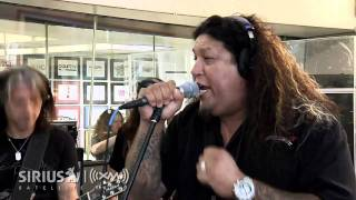 "TESTAMENT - Interview + ""Into The Pit"" Live on SIRIUS XM"