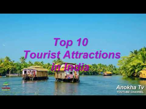 10 Top Tourist Attractions