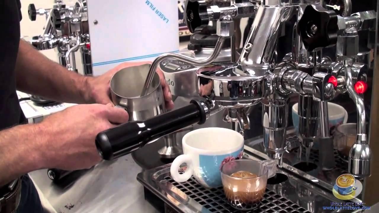 Expobar Office Lever Espresso Machine