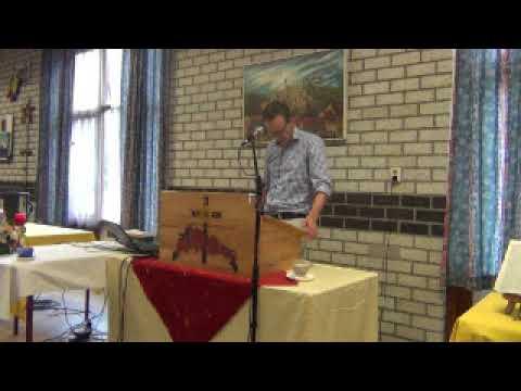 De rol van de Heilige Geest in de Gemeente (Peter Baan)