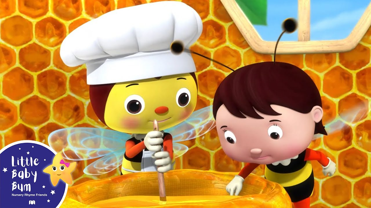 Little Bee Song - Little Baby Bum | Baby Songs | Nursery Rhymes For Kids