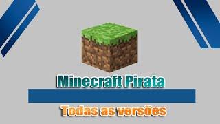 Como baixar e instalar Minecraft Pirata 2016 (Todas as versões)