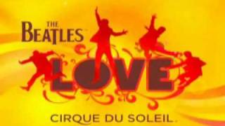 Cirque du Soleil - The Beatles: Love - Mirage Las Vegas