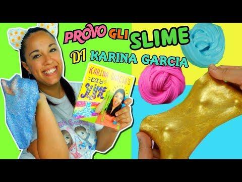 Download Youtube: PROVO GLI SLIME DEL LIBRO DI KARINA GARCIA! Iolanda Sweets