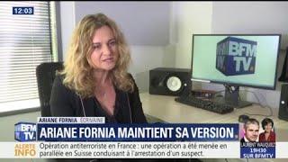 """Ariane Fornia : """"Je suis choquée par les calomnies que commet Pierre Joxe"""""""