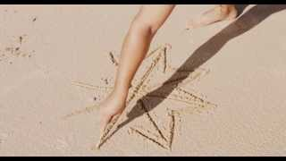 Нарисовал воровскую звезду на песке...(, 2013-07-05T14:17:16.000Z)