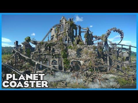 RUINS! Special Guest Floss! Coaster Spotlight 297 #PlanetCoaster