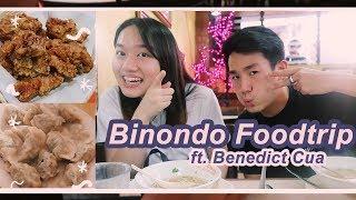 🍜 Binondo Food Trip w/ Benedict Cua! 🍜 (Trying Popular Restaurants)