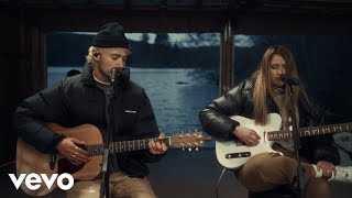 Jeremy Zucker & Chelsea Cutler - emily (Live on The Late Show with Stephen Colbert #Pla...