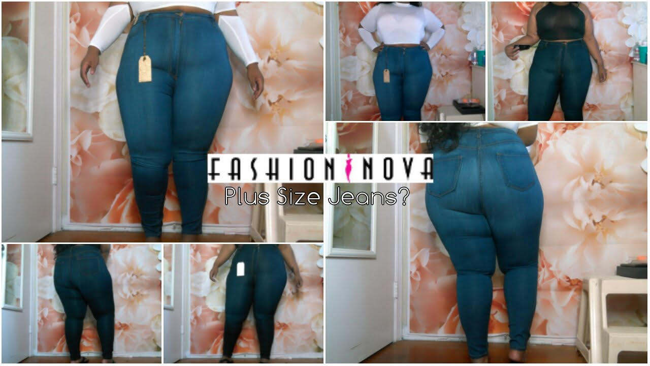 25acbf3c60a Fashion Nova PLUS SIZE JEANS