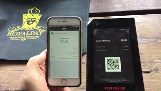 RoyalPay-bulid in Albert 【testing】