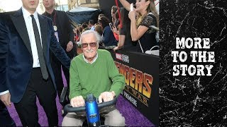 Stan Lee Gets A Restraining Order!