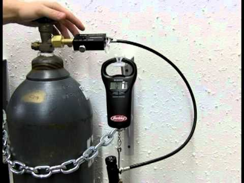 Ninja Paintball Mini C02 Fill Station Review & Demo by HustlePaintball com